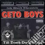 Till death do us a part cd musicale di Boys Geto