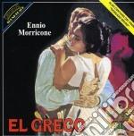 Ennio Morricone - Giordano Bruno / El Greco cd musicale