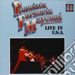 P.F.M.LIVE IN USA cd musicale di PREMIATA FORNERIA MA