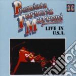 P.F.M.LIVE IN USA cd musicale di PREMIATA FORNERIA MA