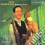 Blues and vanilla - cd musicale di Jack montrose quintet