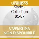 Collection 81/87 cd musicale di Slade