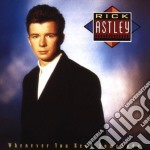 WHENEVER YOU NEED SOMEBODY cd musicale di Rick Astley