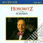 HOROWITZ PLAYS SCRIABIN cd musicale di Vladimir Horowitz