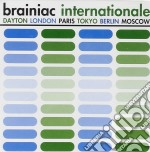 Internationale cd musicale di Brainiac