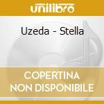 STELLA cd musicale di UZEDA