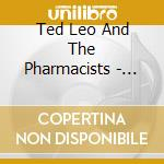 LIVING WITH THE LIVING cd musicale di TED LEO AND THE PHARMACIST