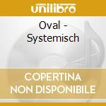 CD - OVAL - SYSTEMISCH cd musicale di OVAL