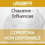 Influencias cd musicale di Chayanne