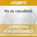 No es casualidad cd musicale di Yoskar Sarante