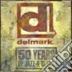 50 years of jazz & blues cd musicale di Artisti Vari