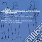 N.orleans-chicago connec. - hodes art cd musicale di Albert nicholas & art hodes 4e