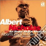 Albert's back in town - cd musicale di Albert nicholas with art hodes