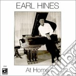 At home - hines earl cd musicale di Earl Hines