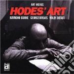 Hodes'art - hodes art cd musicale di Art Hodes