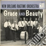 New Orleans Ragtime Orchestra - Grace And Beauty cd musicale di New orleans ragtime orchestra