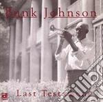 Last testament cd musicale di Johnson Buck