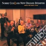 Move the body over - cd musicale di Norrie cox & his new orleans