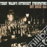 Hot house rag - cd musicale di Terry waldo's gutbucket syncop