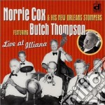Live at illiana cd musicale di Norrie cox new orle