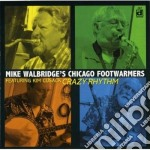 Crazy rhythm cd musicale di Mike walbridge's chi