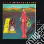 Muhal Richard Abrams - Levels And Degrees Of Light cd musicale di Muhal richard abrams
