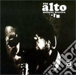 Anthony Braxton - For Alto cd musicale di BRAXTON ANTHONY