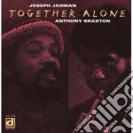Together alone - jarman joseph braxton anthony cd musicale di Joseph jarman & anthony braxto
