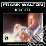 Reality cd musicale di Walton Frank