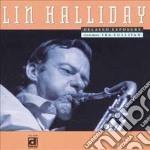 Delayed exposure cd musicale di Halliday Lin