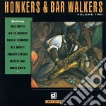 Honkers & bar walkers v.2 cd musicale di K.curtis/m.lane/w.ja