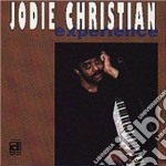 Experience cd musicale di Christian Jodie