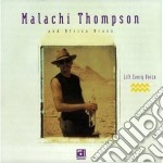 Lift every voice cd musicale di Malachi thompson & a