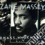 Brass knuckles cd musicale di Massey Zane