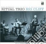 Kahil El'zabar's Ritual Trio - Big Cliff cd musicale di Kahil el'zabar's ritual trio