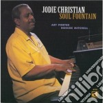 Soul fountain - cd musicale di Christian Jodie