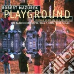 Playground - cd musicale di Mazurek Robert