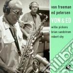 Von & ed - cd musicale di Von freeman & ed petersen