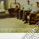 Possible cube - cd musicale di Chicago underground trio