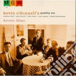 Heretic blues - cd musicale di Kevin o'donnell's quality six