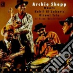 Conversations cd musicale di Archie Shepp