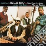 Africa n'da blues - el'zabar kahil cd musicale di Kahil el'zabar's ritual trio
