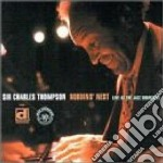 Sir Charles Thompson - Robbins' Nest cd musicale di Sir charles thompson