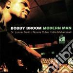 Bobby Broom - Modern Man cd musicale di Bobby Broom