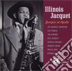 Illinois Jacquet - Jumpin' At Apollo cd musicale di Illinois Jacquet
