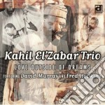 Love outside of dreams cd musicale di Kahil el'zabar trio