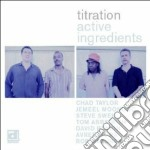 Titration cd musicale di Ingredients Active