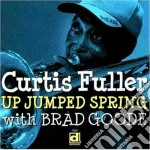 Up jumped spring cd musicale di Curtis Fuller