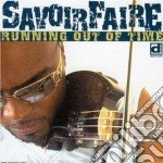Running out of time cd musicale di Faire Savoir