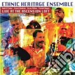 Hot'n'heavy live asc.loft cd musicale di Ethnic heritage ense